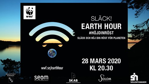 Earth Hour SKAB